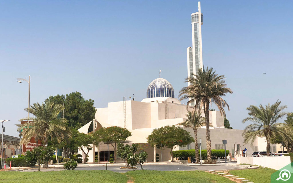 Abdul Rehman Siddik Mosque