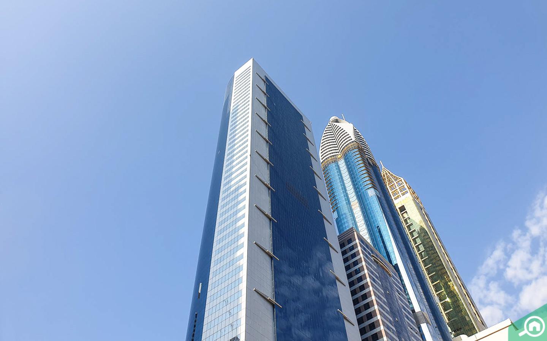 21st Century Tower Sheikh Zayed Road