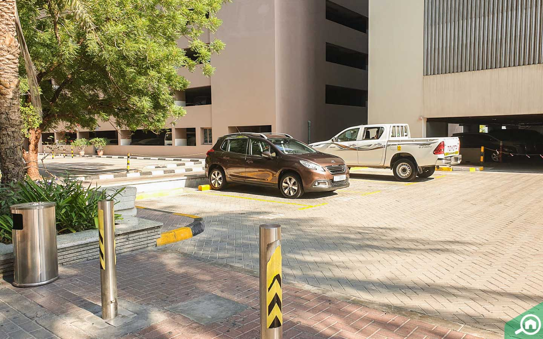 21st Century Tower Parking