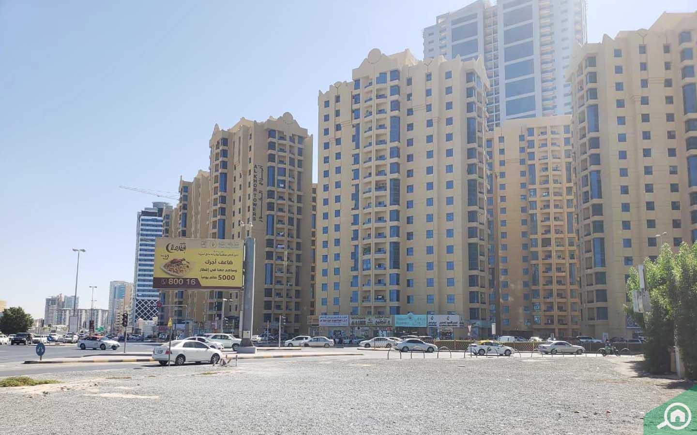 Al Khor Towers