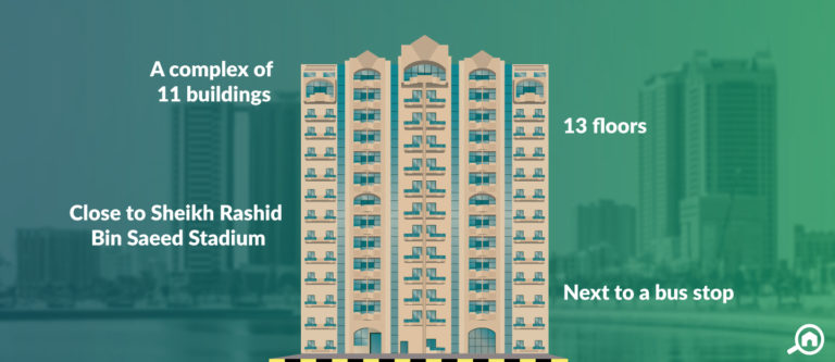 Al Rashidiya Towers