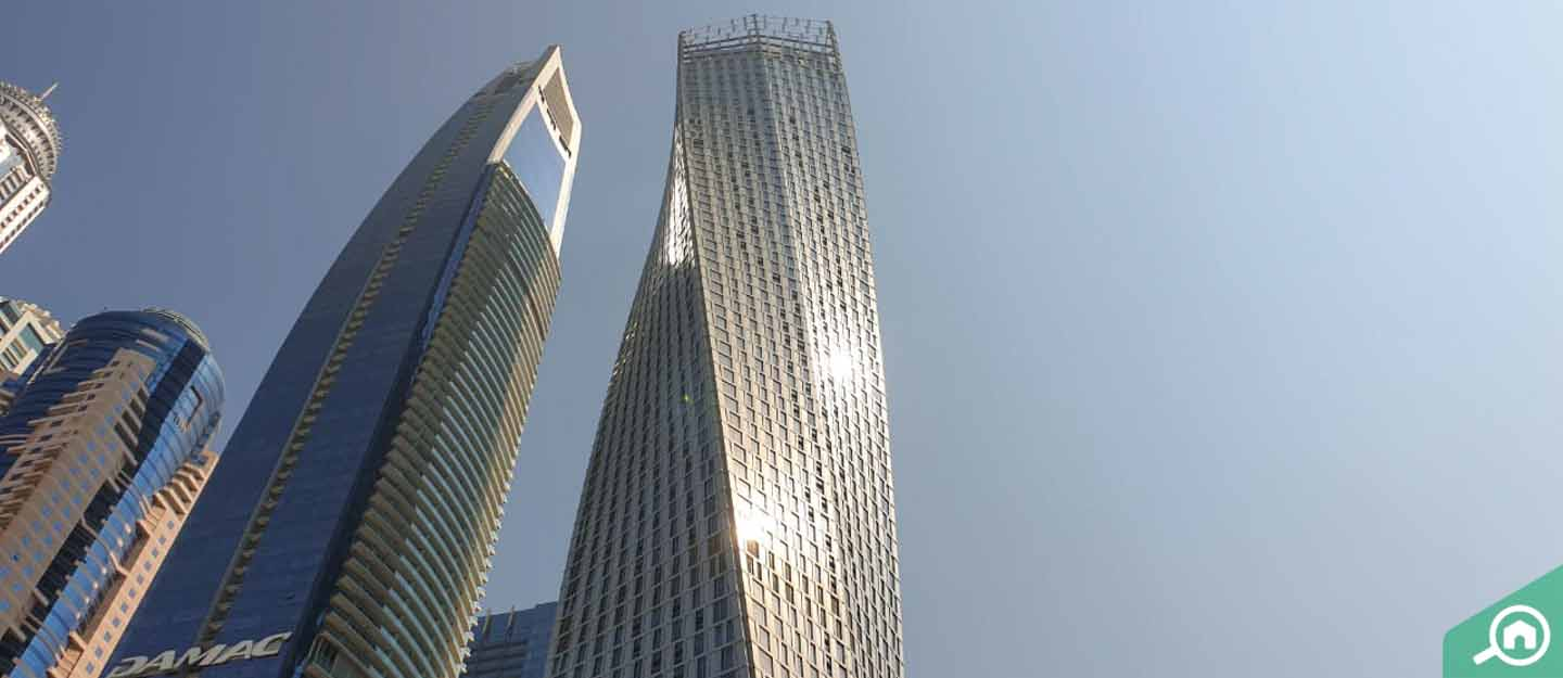 cayan tower building guide
