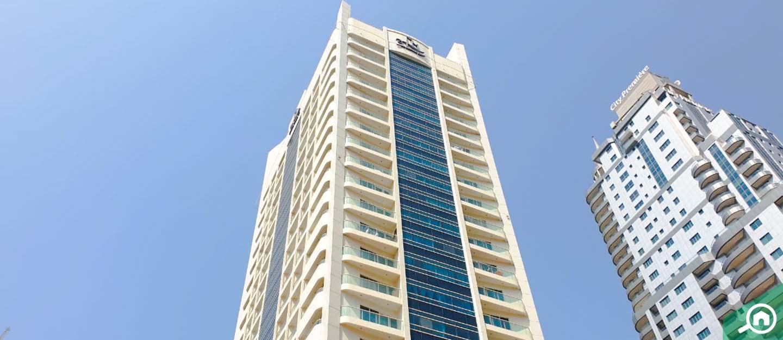 Marina View Tower, Dubai Marina