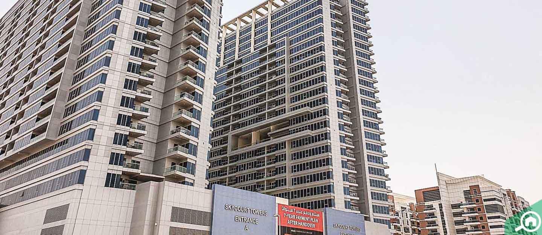 Skycourts Tower A, Dubailand