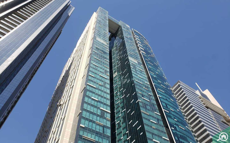 Burj Al Salam Towers, Sheikh Zayed Road