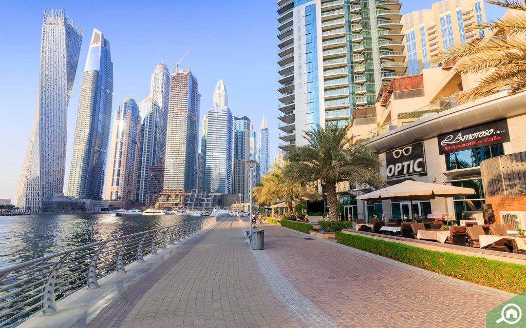 Tourist attraction in Dubai