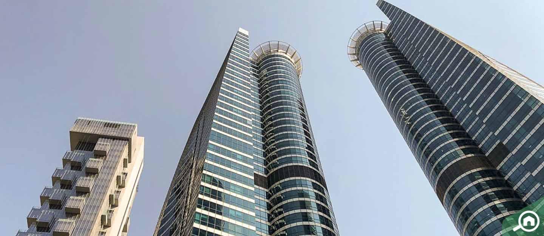 Jumeirah Bay X3 Tower, JLT