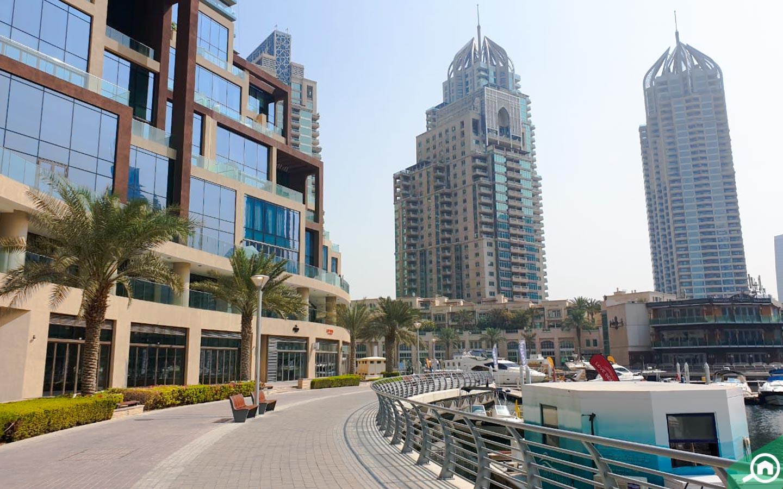 Marina Gate