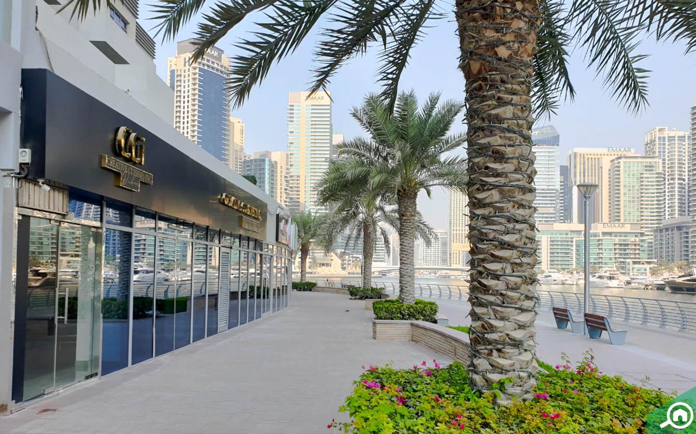 facilities near Marina Wharf 2
