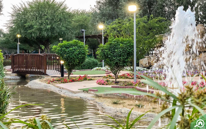 mushrif park near mirdif hills