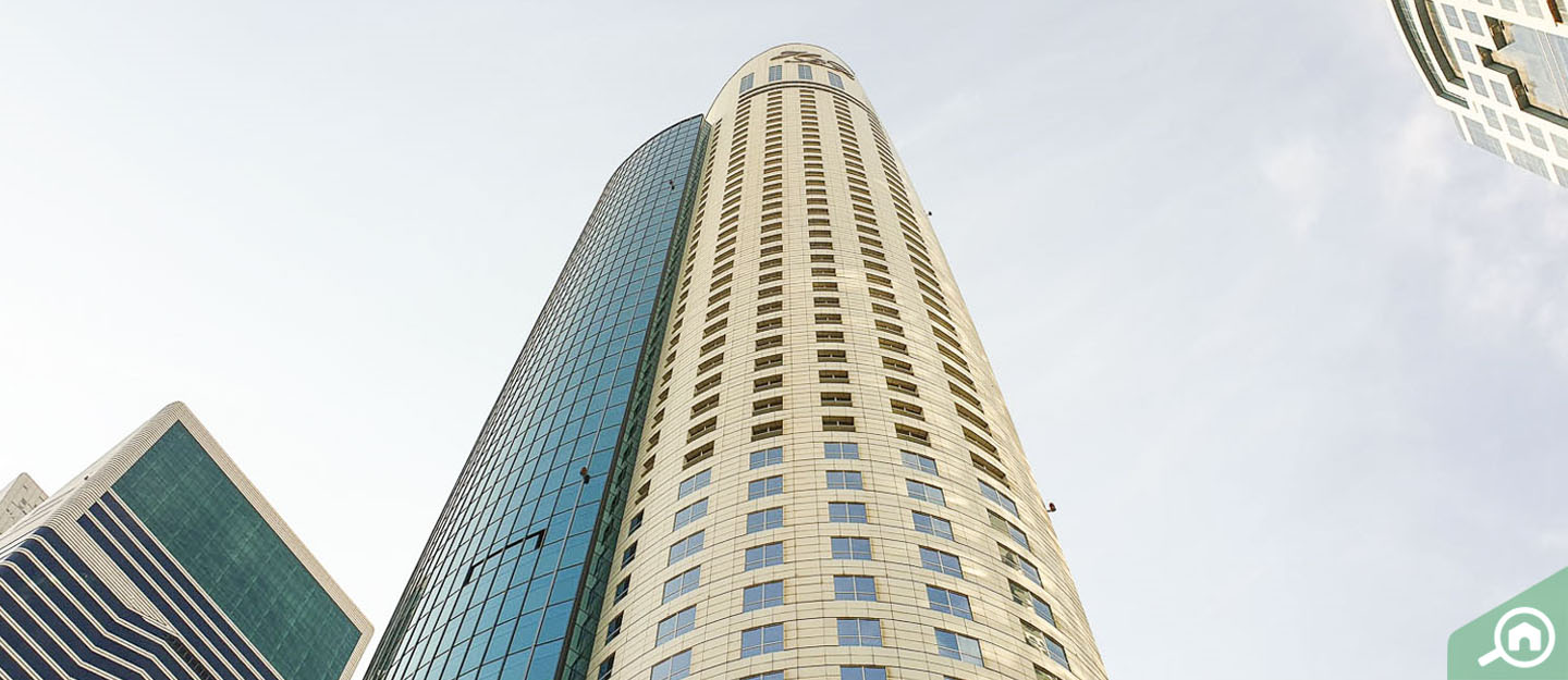 Park Place Tower, Sheikh Zayed Road