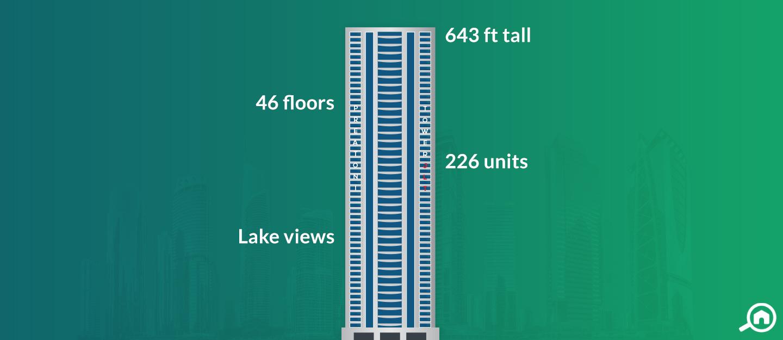 Preatoni Tower, JLT