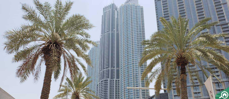 The Address Residence Fountain Views, Downtown Dubai
