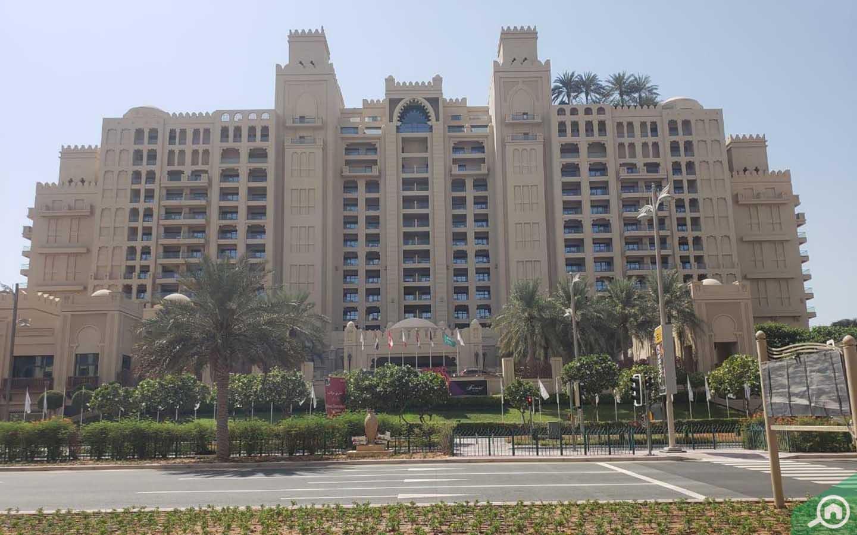 The Fairmont Palm Residences, Palm Jumeirah