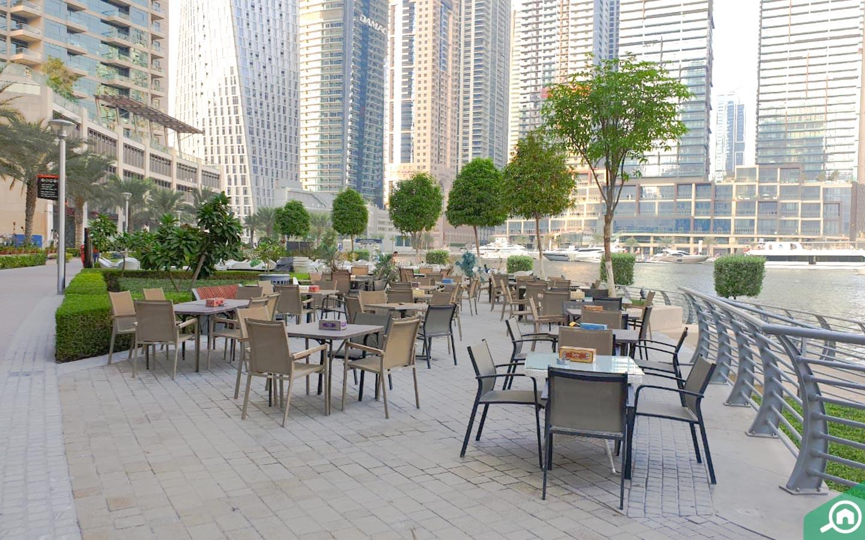 restaurants near Marina Wharf 2