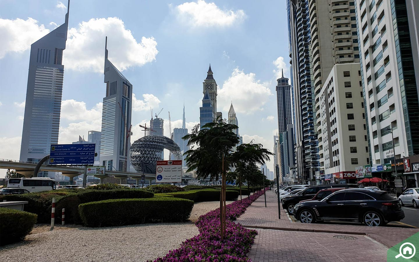 Emirates Towers, DIFC