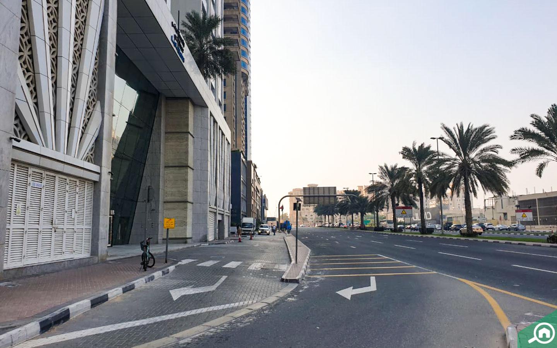 Street view of 23 Marina
