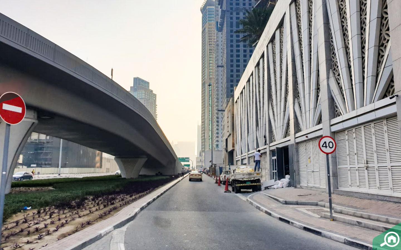 Transportation near 23 Marina
