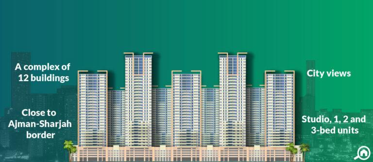 Ajman One Towers, Al Sawan