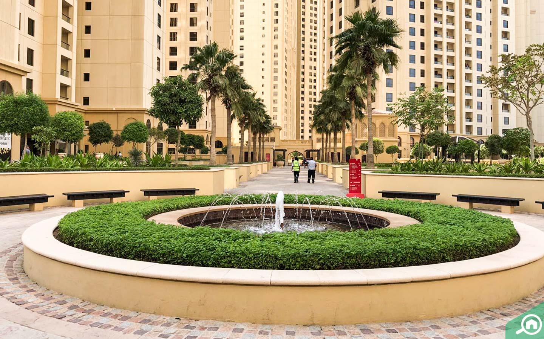 amenities in Murjan 1