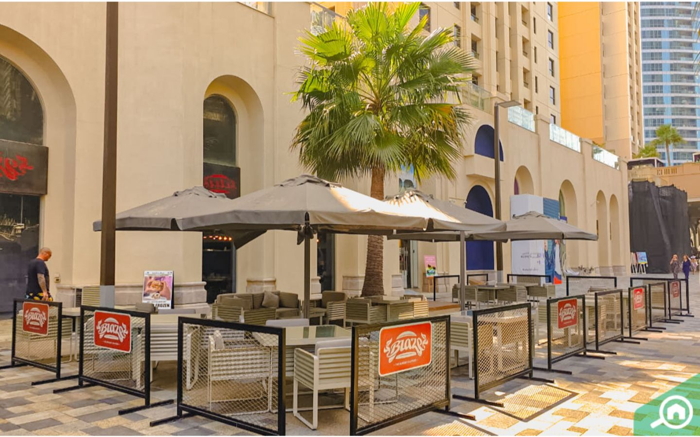 Blaze Burger in Al Sadaf