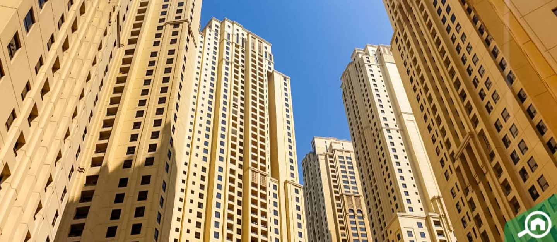 Sadaf, Jumeirah Beach Residence (JBR)