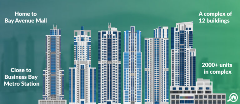 Executive Towers, Business Bay