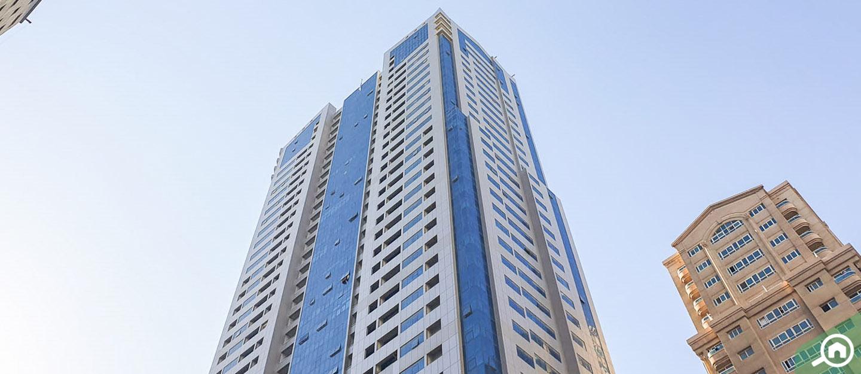 Gulf Pearl Tower, Al Nahda