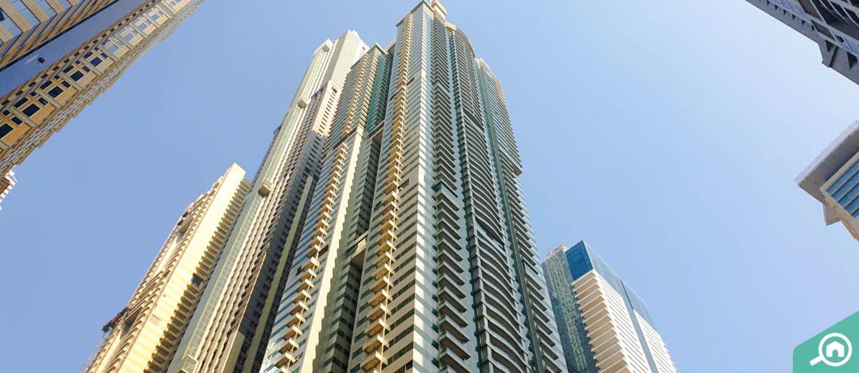 Marina Pinnacle Building Guide Bayut