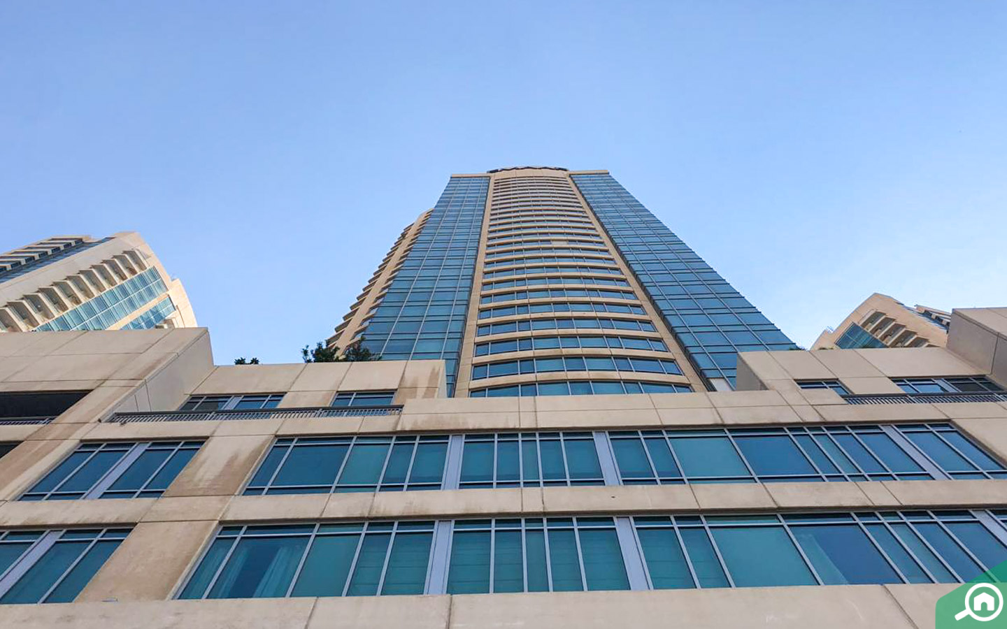 the lofts central tower
