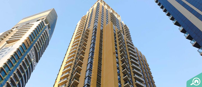 برج المارينا، دبي مارينا