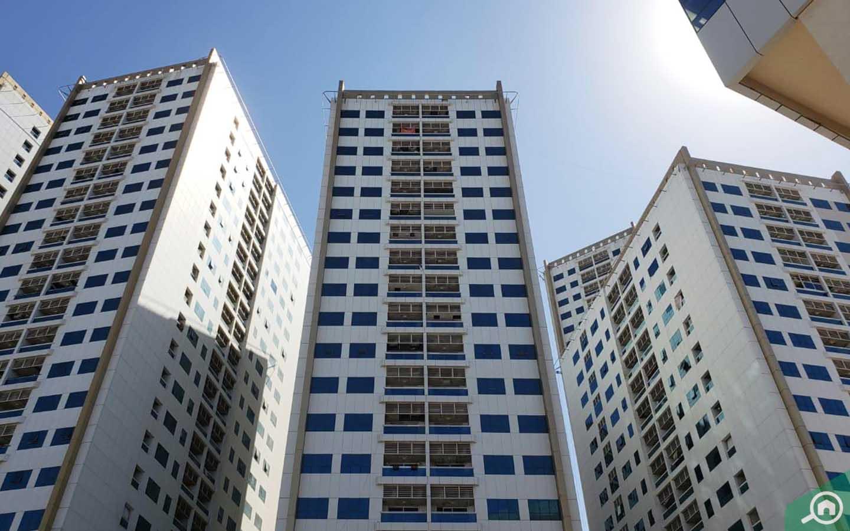 Ajman Pearl Towers, Downtown Ajman