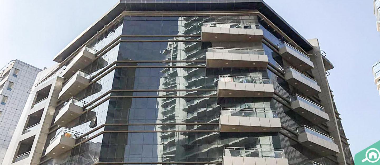 Liwa Heights Tower, Barsha Heights (Tecom)