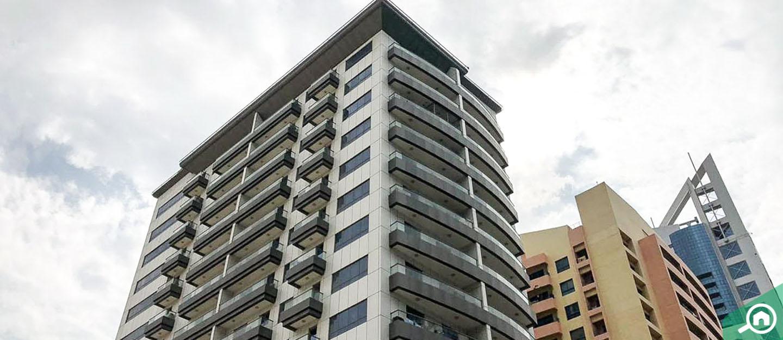 Al Asmawi Building, Barsha Heights