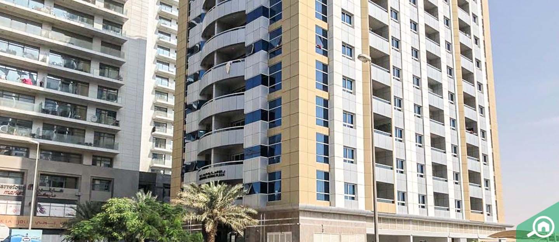 National Bonds Plaza, Barsha Heights (Tecom)