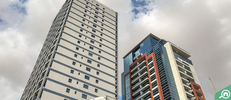 Sydney Tower, Jumeirah Village Circle