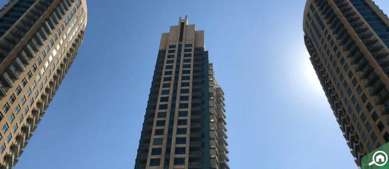 برج فيوز B، داون تاون دبي