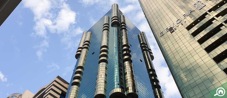 Al Attar Tower, Sheikh Zayed Road