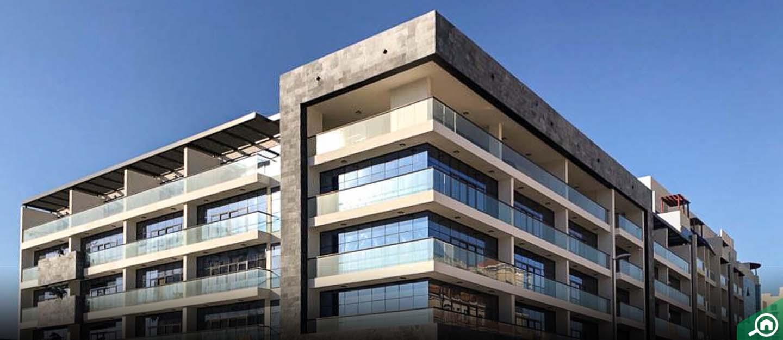 City Apartments, JVC
