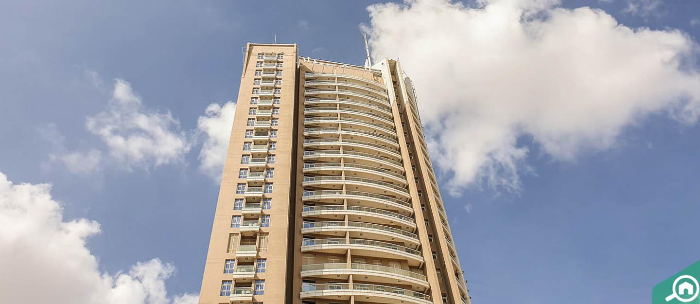 برج سراج، أرجان