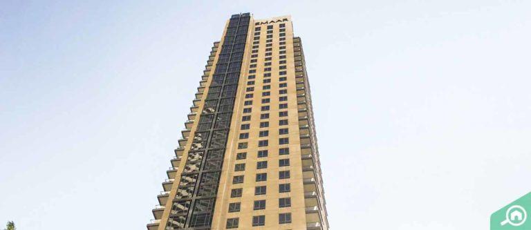 برج ساوث ريدج 6، داون تاون دبي