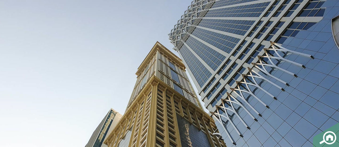 Capricorn Tower, Sheikh Zayed Road