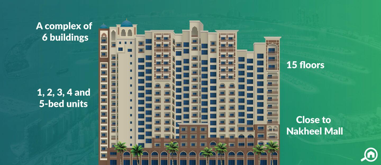 Marina Residences, Palm Jumeirah