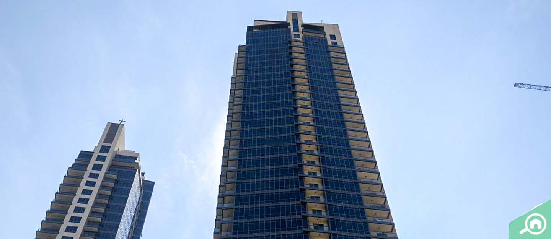 أبراج ساوث ريدج، داون تاون دبي