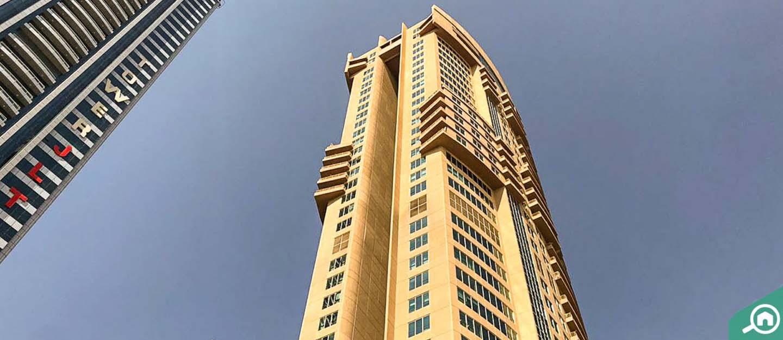برج ايكون 2، أبراج بحيرات جميرا