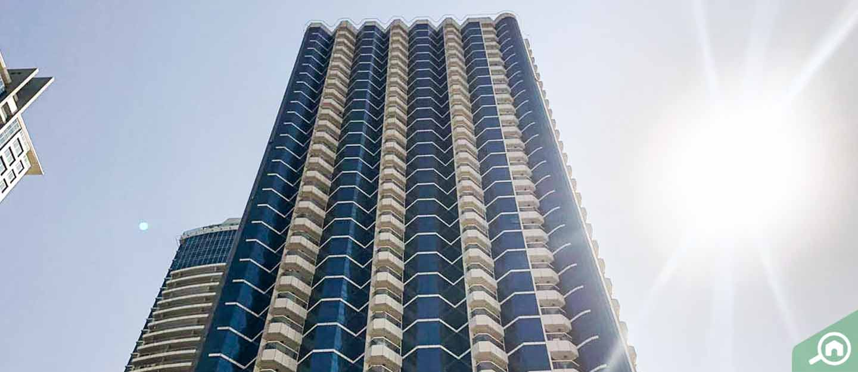 بوابة دبي الجديدة 2، أبراج بحيرات جميرا