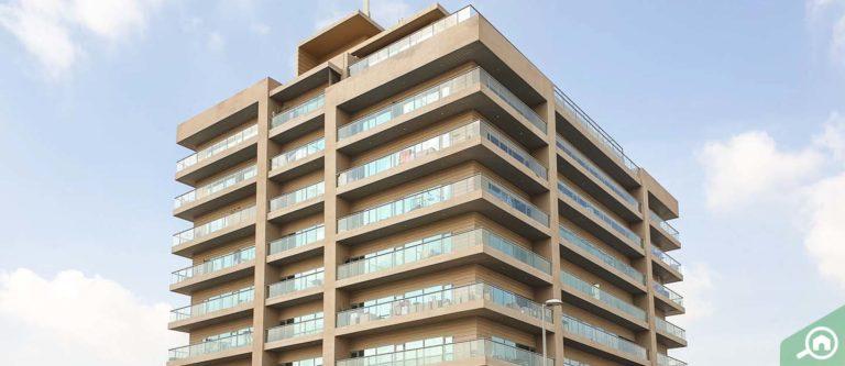 سوليتير كاسكيدز، مجمع دبي ريزيدنس