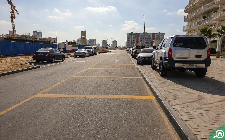 parking spaces in vincitore palacio