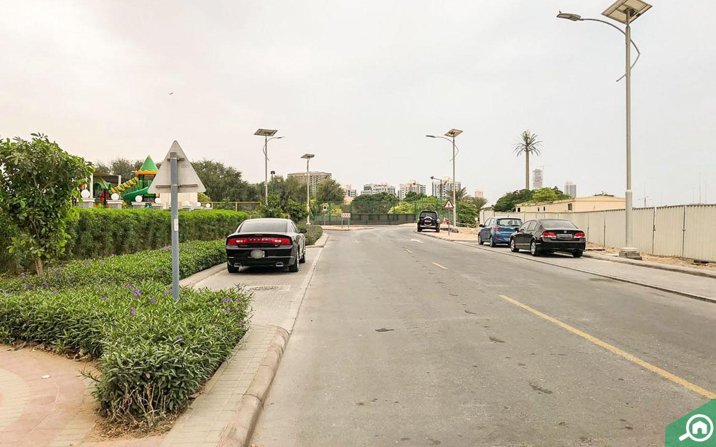olympic park street views