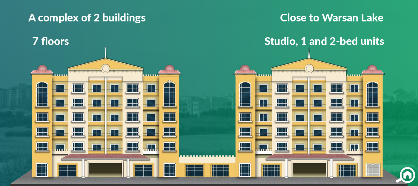 Al Jawzaa International City Phase 2